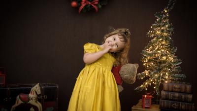 Mini ensaio de Natal – Duda
