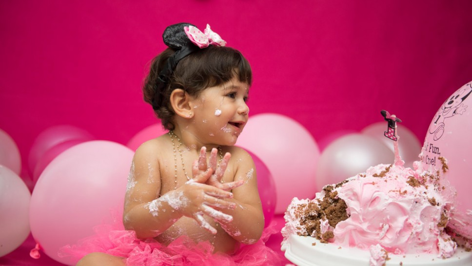 Smash the cake - Luisa