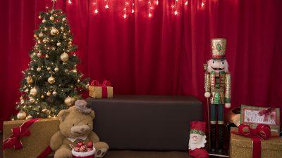 Mini ensaio de Natal – 2016